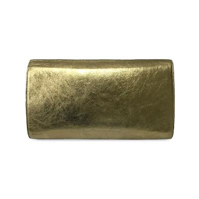 belle de jour clutch gold